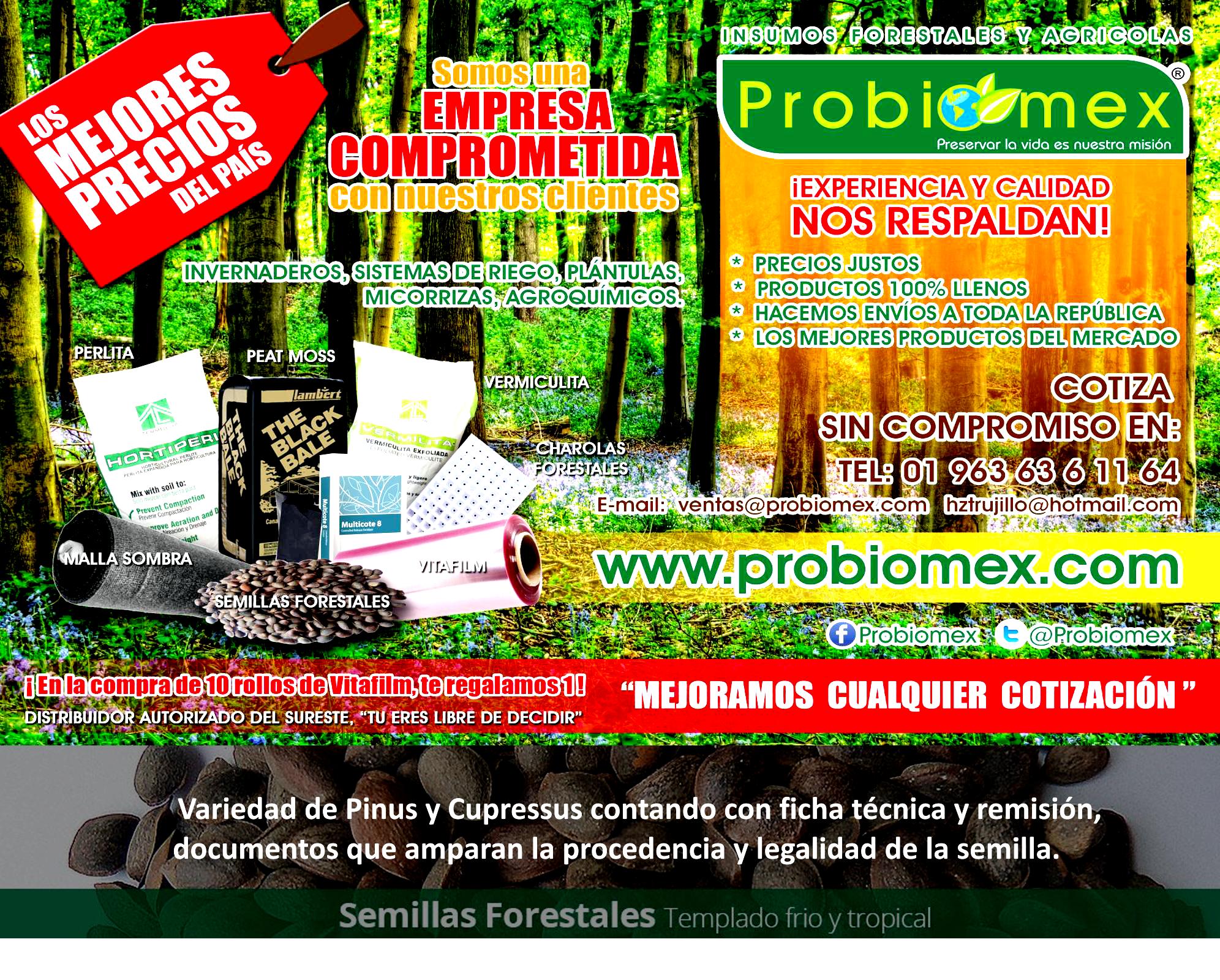 PROBIOMEX